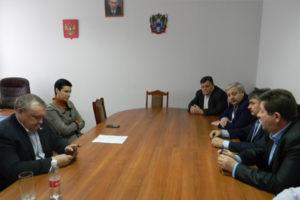 Рабочий визит донских парламентариев Ирины Рукавишниковой и Сергея Петлякова